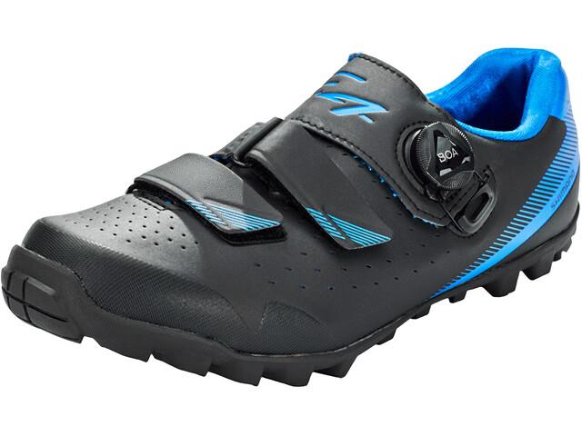 Shimano SH-ME400 Buty, black/blue